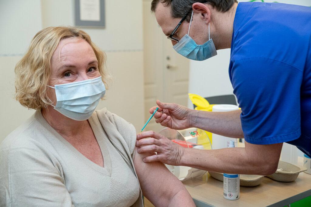 COVID-19 vaktsineerimine